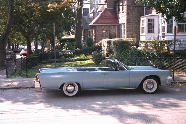 1964+lincoln+continental+convertible